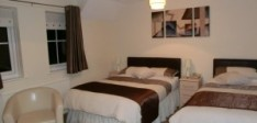 Triple Room with en-suite – Room 10