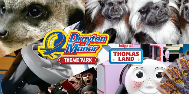 Drayton Manor Offer