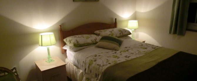 Double Room with en-suite – Room 9