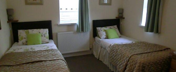 Triple Room with en-suite – Room 12a