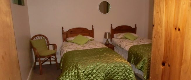 Twin Room with en-suite  – Room 11